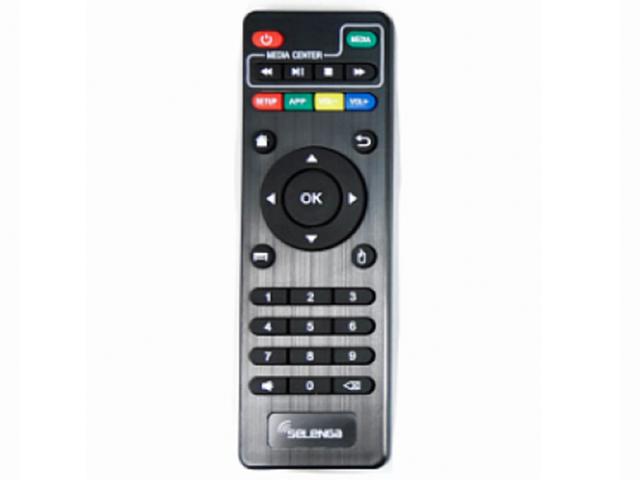 Пульт ДУ Selenga 3598 для Smart TV 4К A4/A1