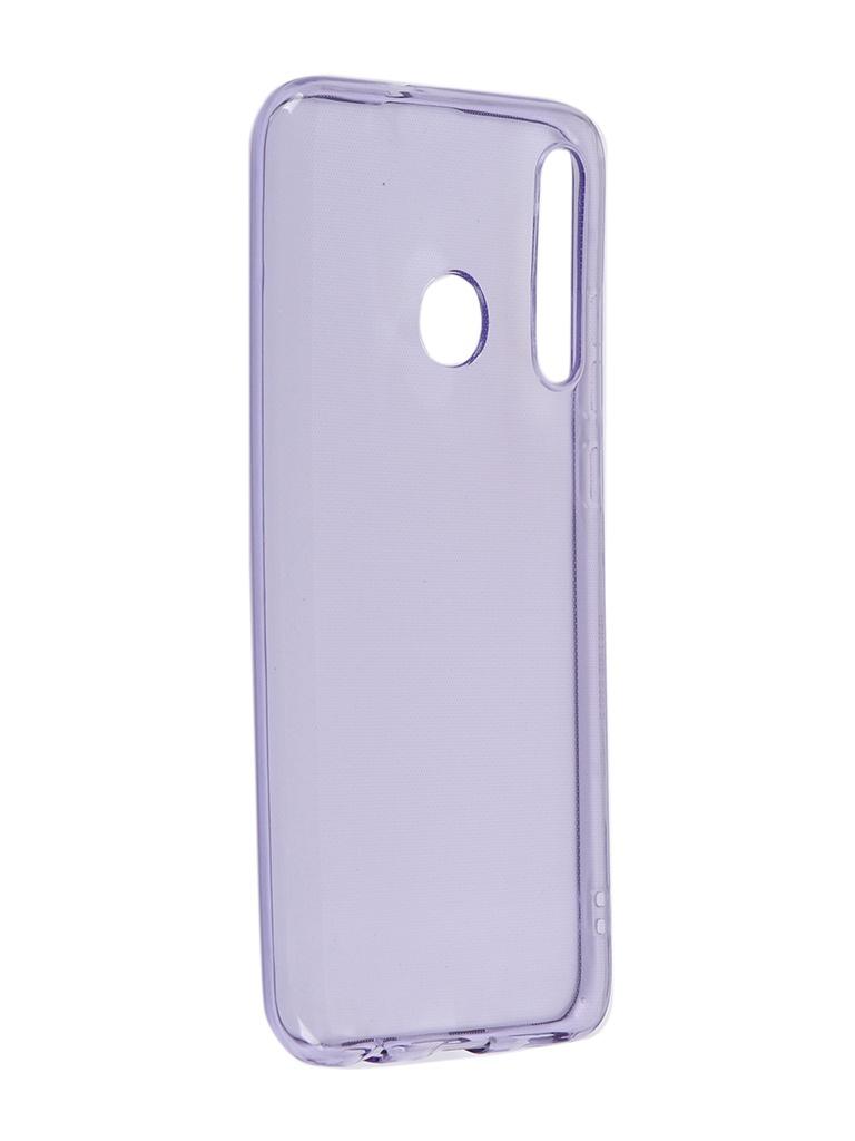 Чехол iBox для Huawei Honor 10i/10 Lite/P Smart 2019 Crystal Violet УТ000019765