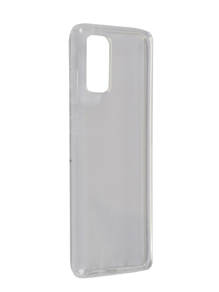 цена на Чехол iBox для Samsung Galaxy S11 Crystal Transparent УТ000019661