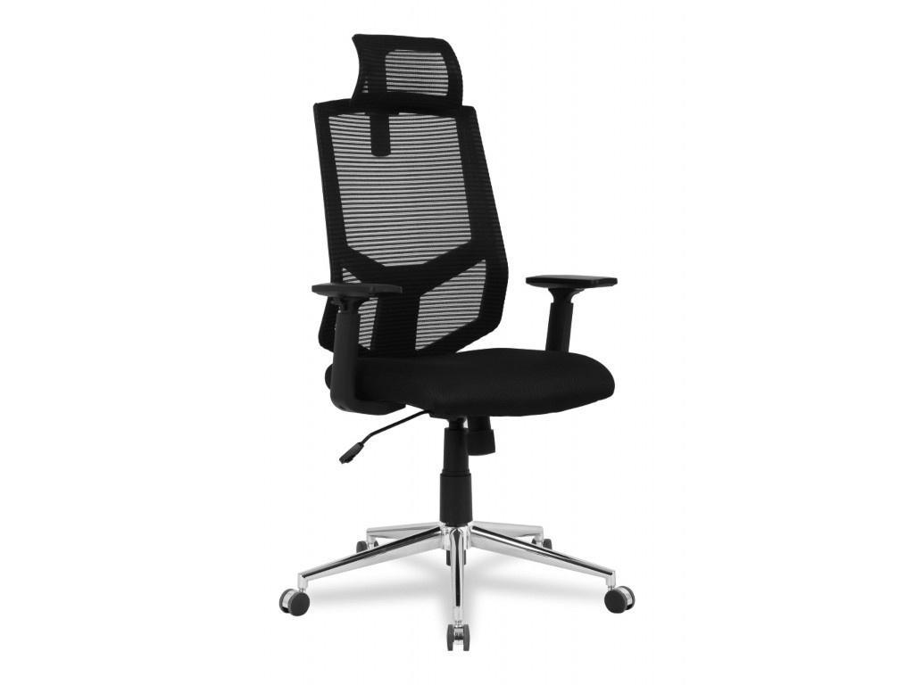 Компьютерное кресло College HLC-1500H Black (HLC-1500F-1D-2) кресло руководителя college hlc 0601 black