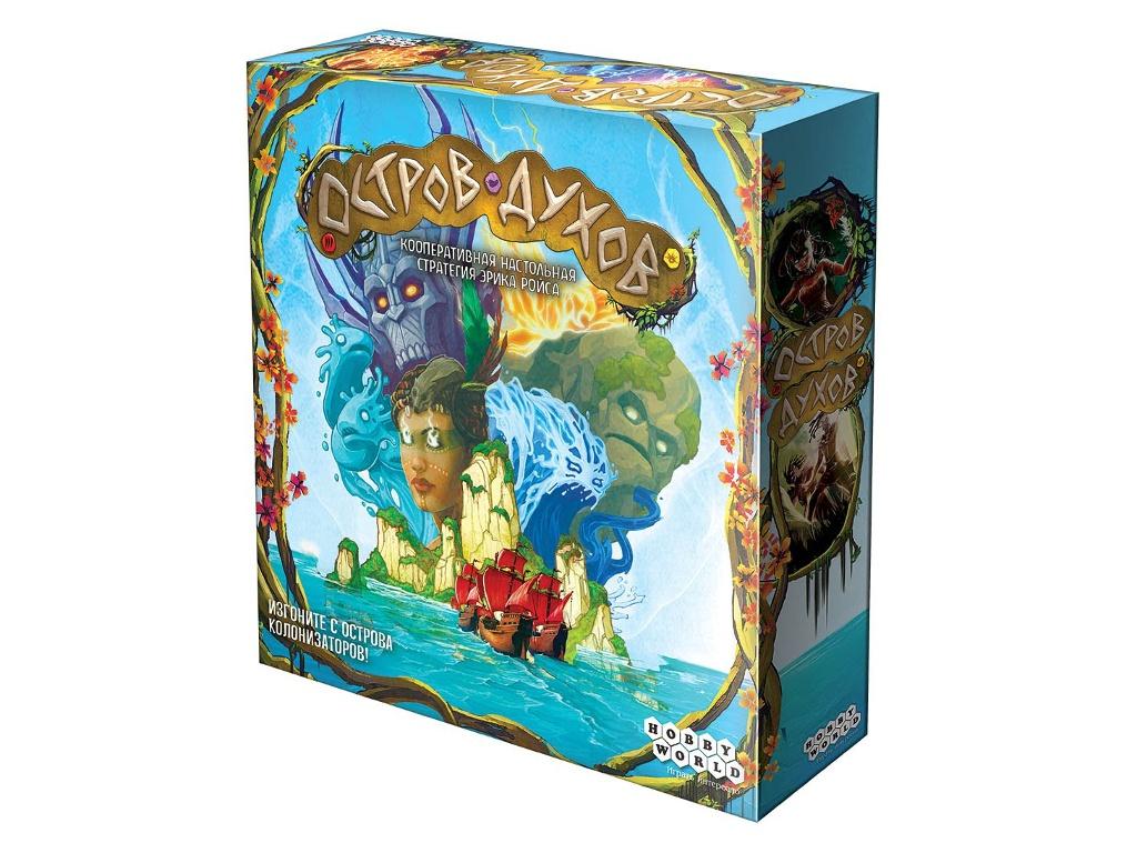 Настольная игра Hobby World Остров духов 915078