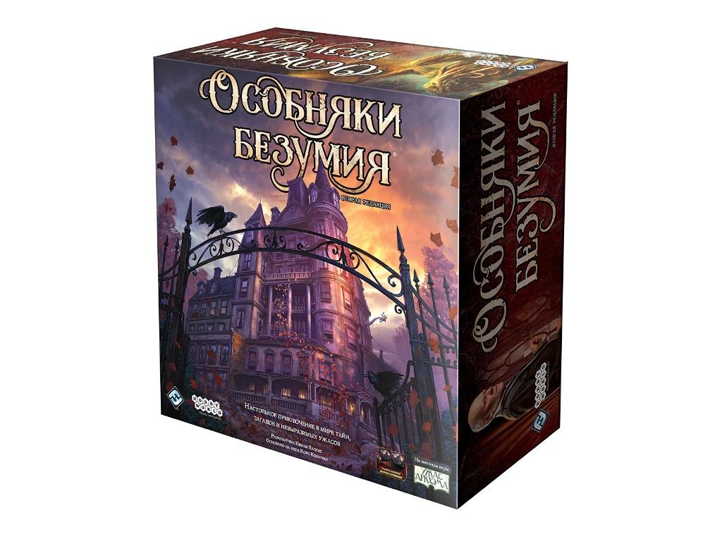 Настольная игра Hobby World Особняки безумия 915162