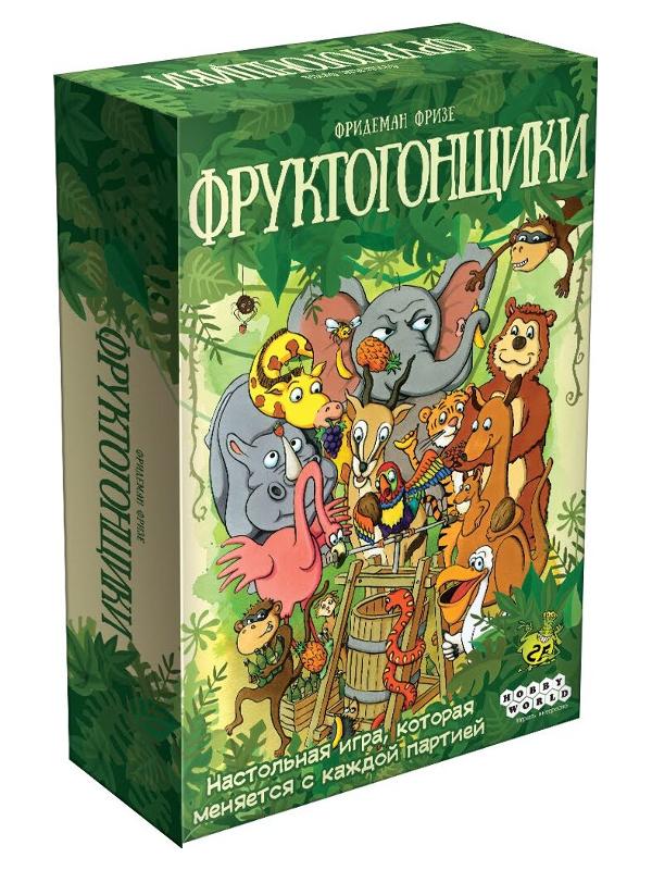 Настольная игра Hobby World Фруктогонщики 915092