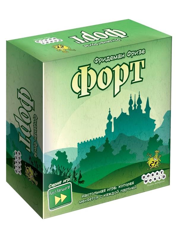 Настольная игра Hobby World Форт 915124