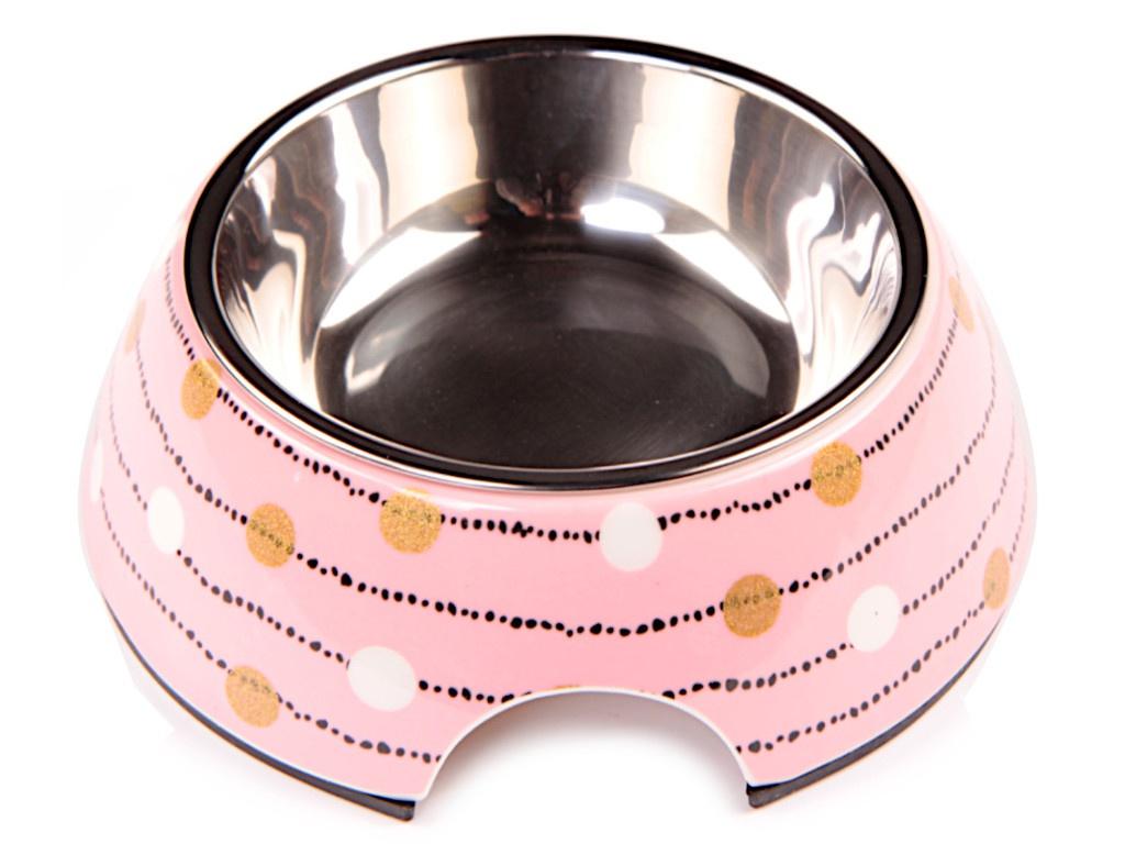 Миска Bobo BO-3139GA5-1 Pink
