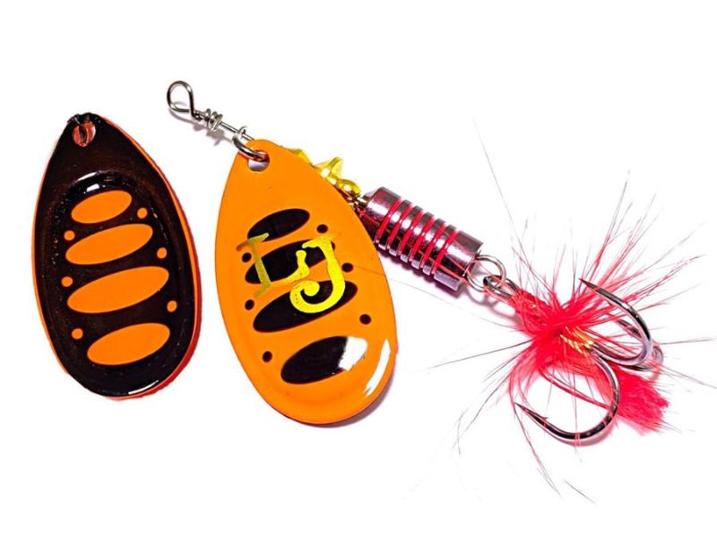 Блесна Lucky John Bonnie Blade 00 2.7g 011 LJBB00-011