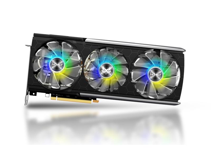 Видеокарта Sapphire Nitro+ Radeon RX 5700 XT Special Edition 8G 1840Mhz PCI-E 4.0 8192Mb 14400Mhz 256-bit 2xHDMI 2xDP 11293-05-40G