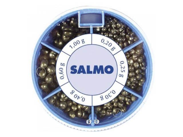 Грузило Salmo Дробинка PL 6 секций 70гр 1007-ST70
