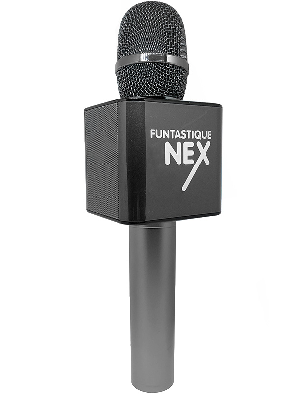 Караоке Funtastique Nex Black FM01B