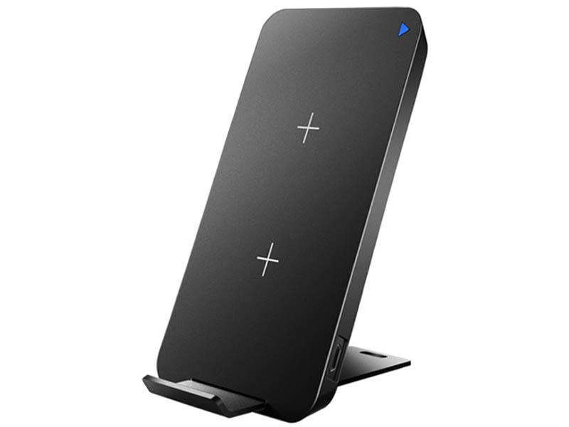 Зарядное устройство ROCKSpace W6 Pro Quick Wireless Charger 7.5W/10W Black 76412