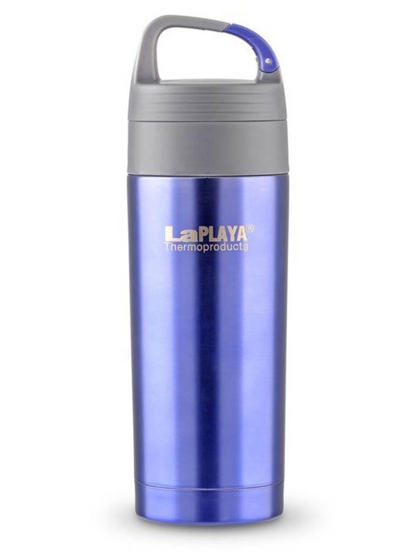 Термокружка LaPlaya DrinkMug Carabiner 350ml Violet 545012