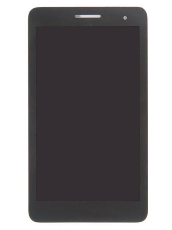 Дисплей в сборе с тачскрином RocknParts для Huawei MediaPad T1-701U 7.0 Black 480233