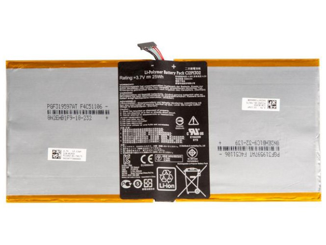 Аккумулятор RocknParts для Asus MeMO Pad FHD10 ME302KL Original 705485