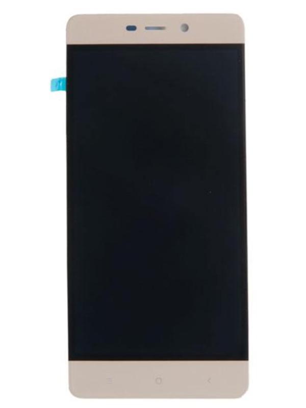 Дисплей RocknParts для Xiaomi Redmi 4 Pro в сборе с тачскрином Gold 556029