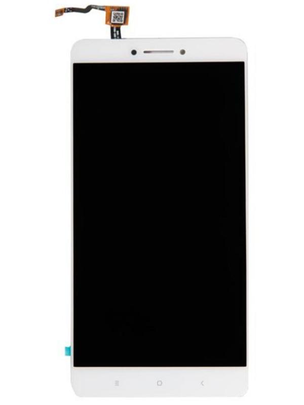 Дисплей RocknParts для Xiaomi Mi Max в сборе с тачскрином White 517492