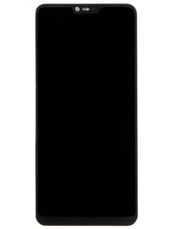 Дисплей RocknParts для Xiaomi Mi 8 Lite в сборе с тачскрином Black 652233