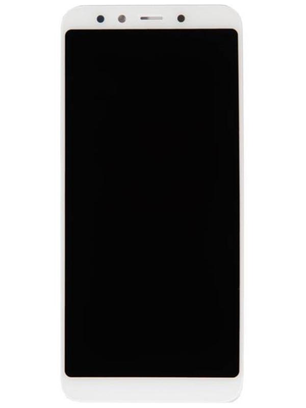Дисплей RocknParts для Xiaomi Mi 6X / A2 в сборе с тачскрином White 652238