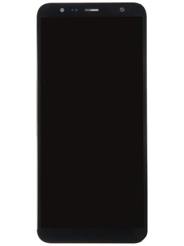 Дисплей RocknParts для Samsung Galaxy J4 Core/J4 Plus/J6 Plus SM-J410F/SM-J415F/SM-J610F 2018 в сборе с тачскрином Original Black 698781