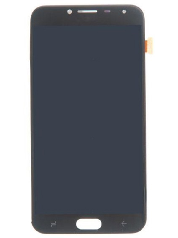 Дисплей RocknParts для Samsung Galaxy J4 J400 2018 AMOLED в сборе с тачскрином Black 634171