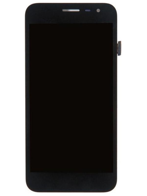 Дисплей RocknParts для Samsung Galaxy J2 core SM-J260F 2018 в сборе с тачскрином Original Black 698746
