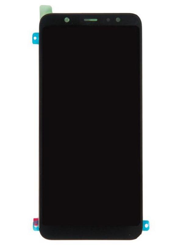 Дисплей RocknParts для Samsung Galaxy A6 Plus SM-A605F 2018 AMOLED в сборе с тачскрином Black 698652