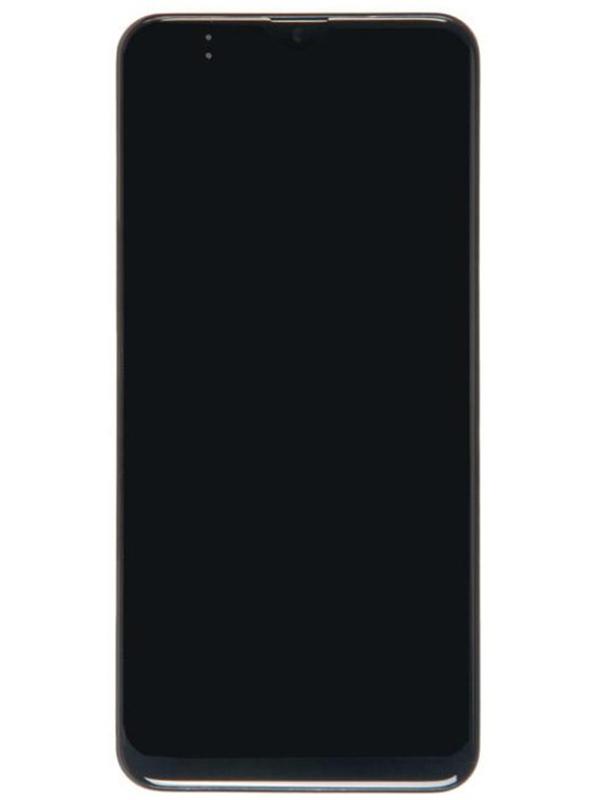 Дисплей RocknParts для Samsung Galaxy A20 SM-A205F в сборе с тачскрином Original Black 703912