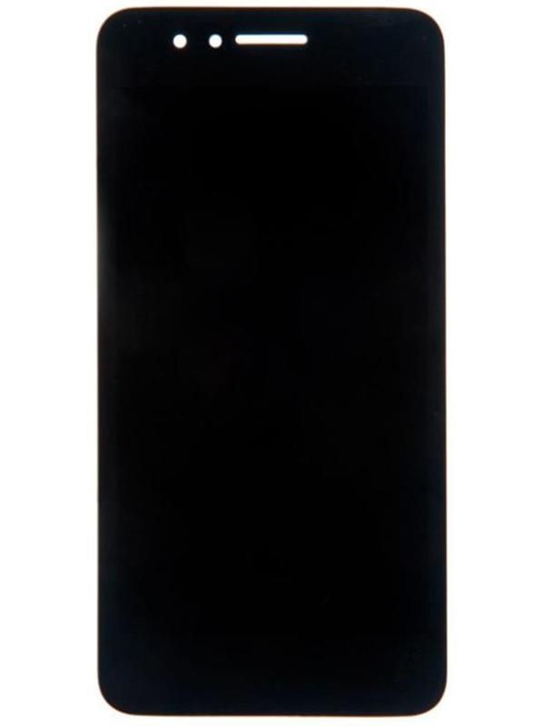 Дисплей RocknParts для LG K9 в сборе с тачскрином Black 714439
