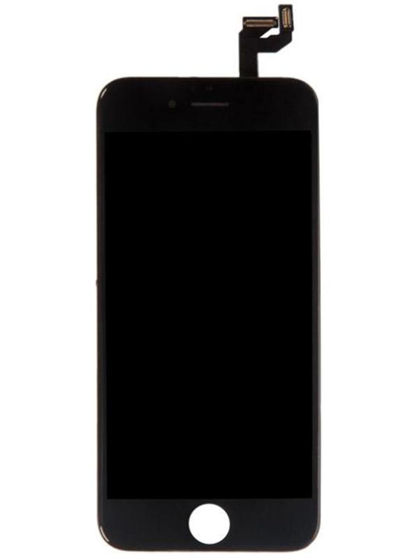 Дисплей RocknParts для APPLE iPhone 6S RP в сборе с тачскрином Black 721263 дисплей rocknparts для apple iphone 7 в сборе с тачскрином refurbished white 629379