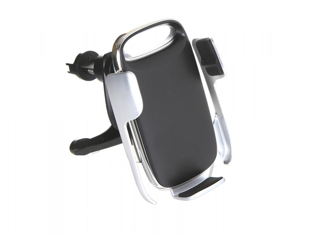 лучшая цена Держатель Baseus Aurora Electric Holder Wireless Charging Silver WXHW02-0S