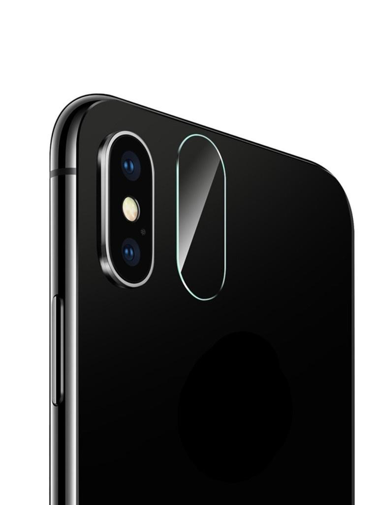 Защитное стекло Baseus для камеры APPLE iPhone X SGAPIPHX-AJT02