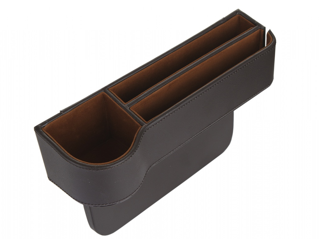 Органайзер Baseus Elegant Car Storage Box Brown CRCWH-08
