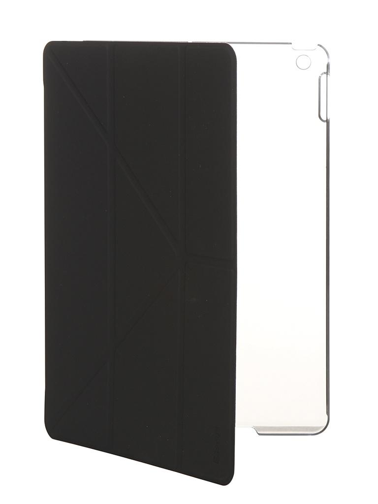 Чехол Baseus для APPLE iPad 10.2 2019 Jane Y-Type Leather Case Black LTAPIPD-G01