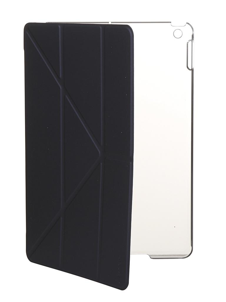 Чехол Baseus для APPLE iPad 10.2 2019 Jane Y-Type Leather Case Blue LTAPIPD-G03