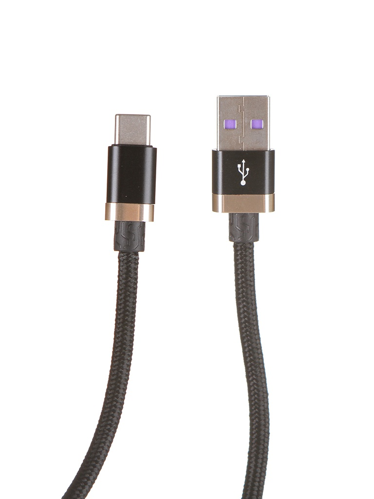 Фото - Аксессуар Baseus HW Flash USB - Type-C 40W 1m Black CATZH-AV1 аксессуар baseus tough series usb usb type c 1m white catzy b02 906026