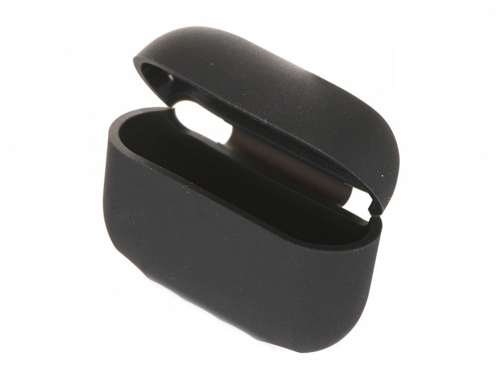 Чехол Baseus для APPLE AirPods Pro Shell Pattern Silica Gel Case Black WIAPPOD-BK01
