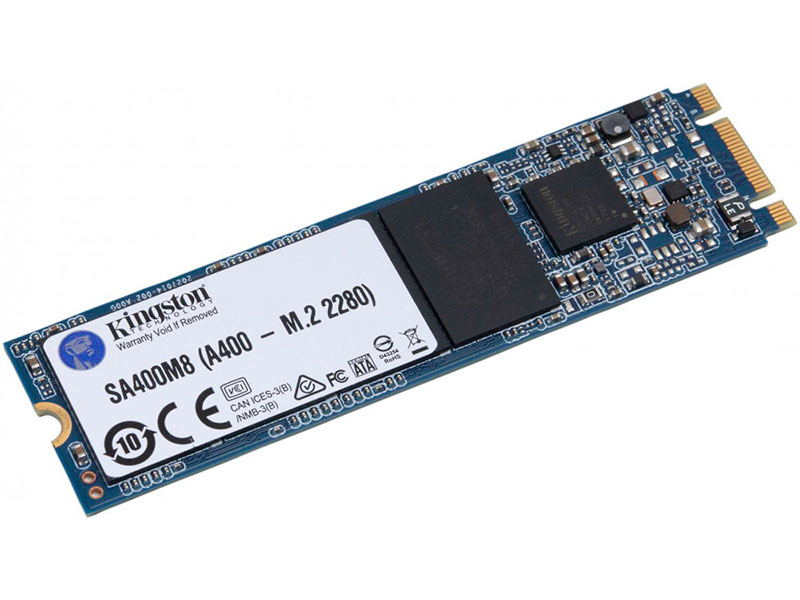 Жесткий диск Kingston SA400M8/480G — A400