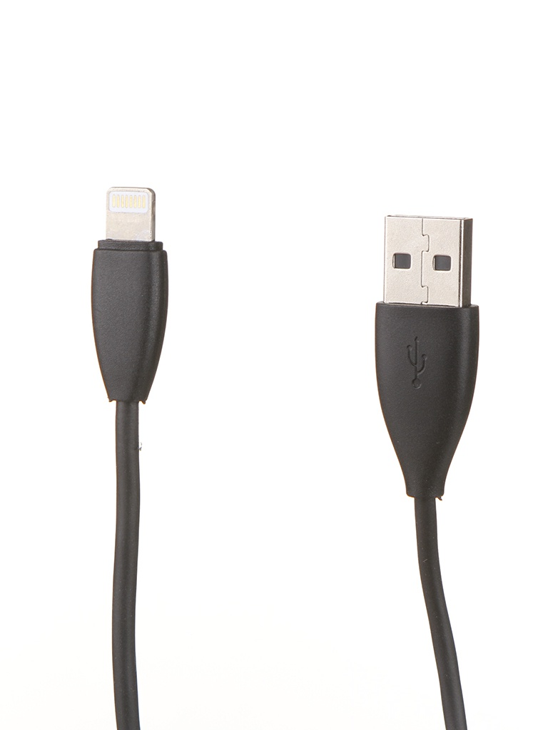 Аксессуар Baseus Small Pretti USB - Lightning 1.2m Black CALMY-01