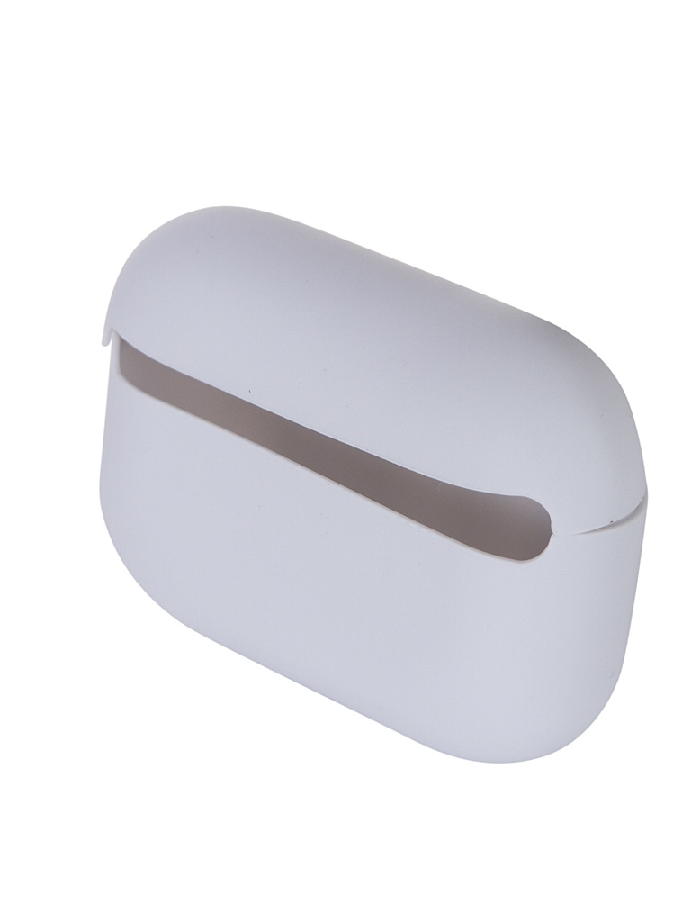Чехол Baseus для APPLE AirPods Pro Super Thin Silica Gel Case Grey WIAPPOD-ABZ0G
