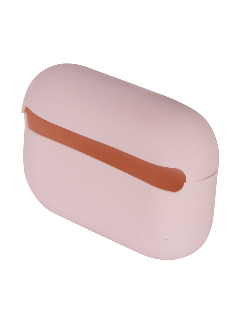 Чехол Baseus для APPLE AirPods Pro Super Thin Silica Gel Case Pink WIAPPOD-ABZ04