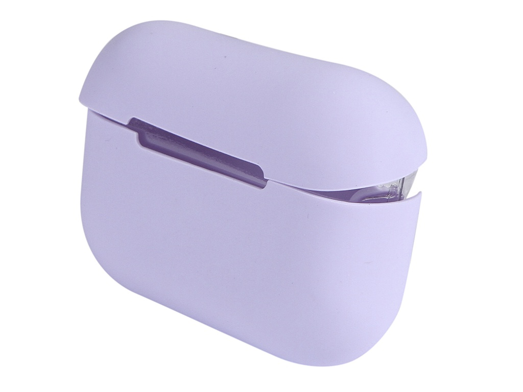 Чехол Baseus для APPLE AirPods Pro Super Thin Silica Gel Case Purple WIAPPOD-ABZ05