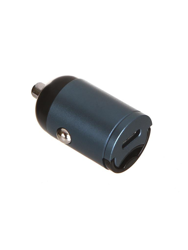 Зарядное устройство Baseus Tiny Star Mini PPS Car Charge Type-C Port 30W Blue VCHX-B03
