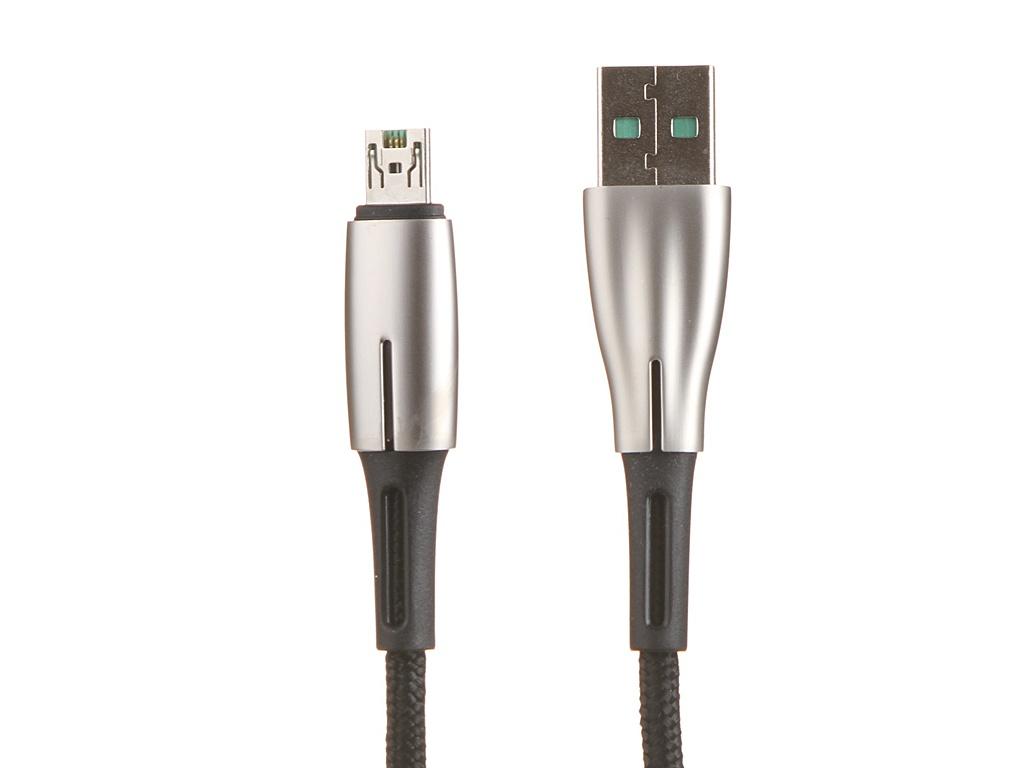 Аксессуар Baseus Waterdrop USB - MicroUSB 4A 50cm Black CAMRD-A01