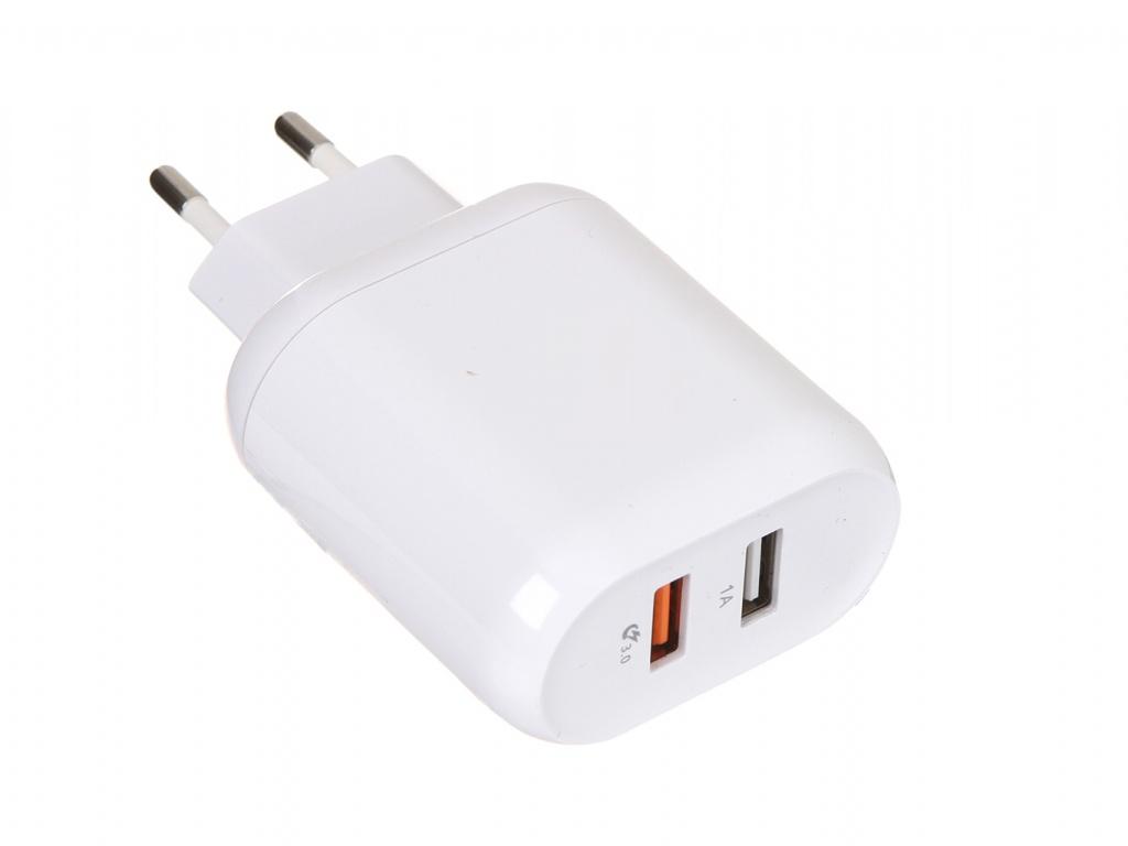Зарядное устройство Baseus Bojure Series Dual USB Quick Charge 18W CCALL-AG02