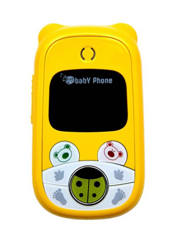 Сотовый телефон BabyPhone Yellow
