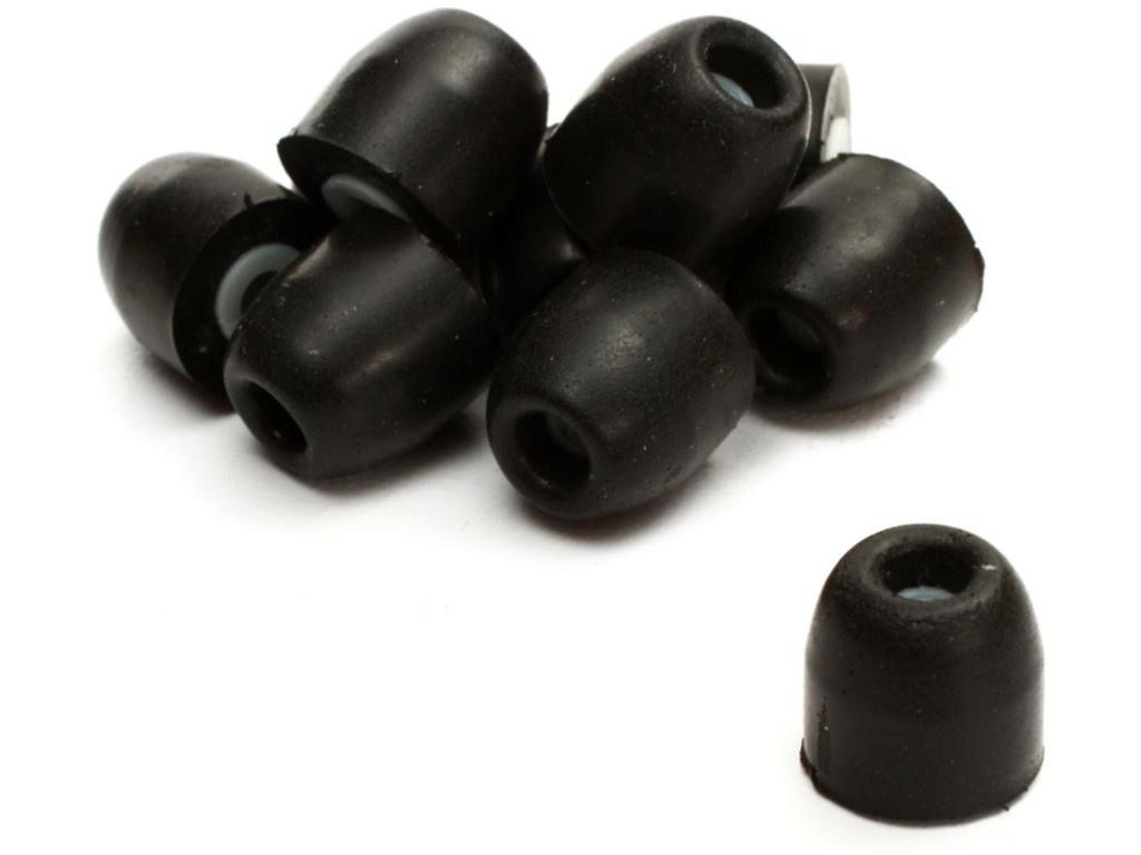 Мягкие вставки Shure EABKF1-10S Black для SE215/SE315/SE425/SE535/SE846