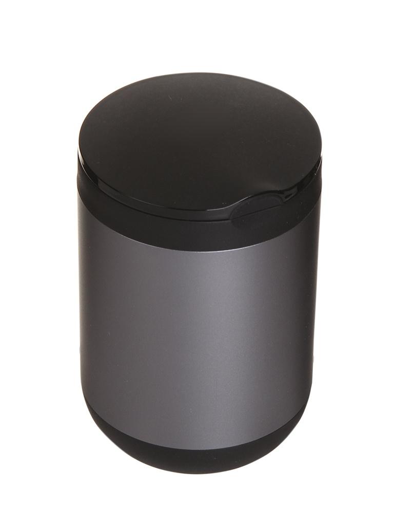 Автомобильный мусорный бак Baseus Premium Car Ashtray Dark Grey CRYHG01-0G