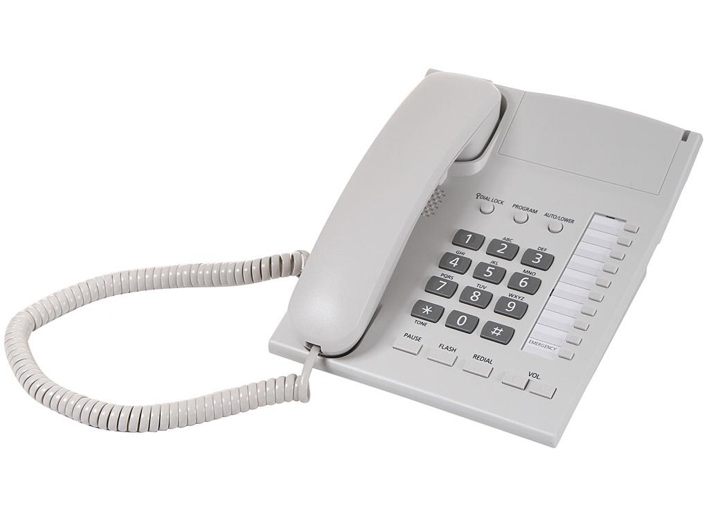 Zakazat.ru: Телефон Panasonic KX-TS2382RUW