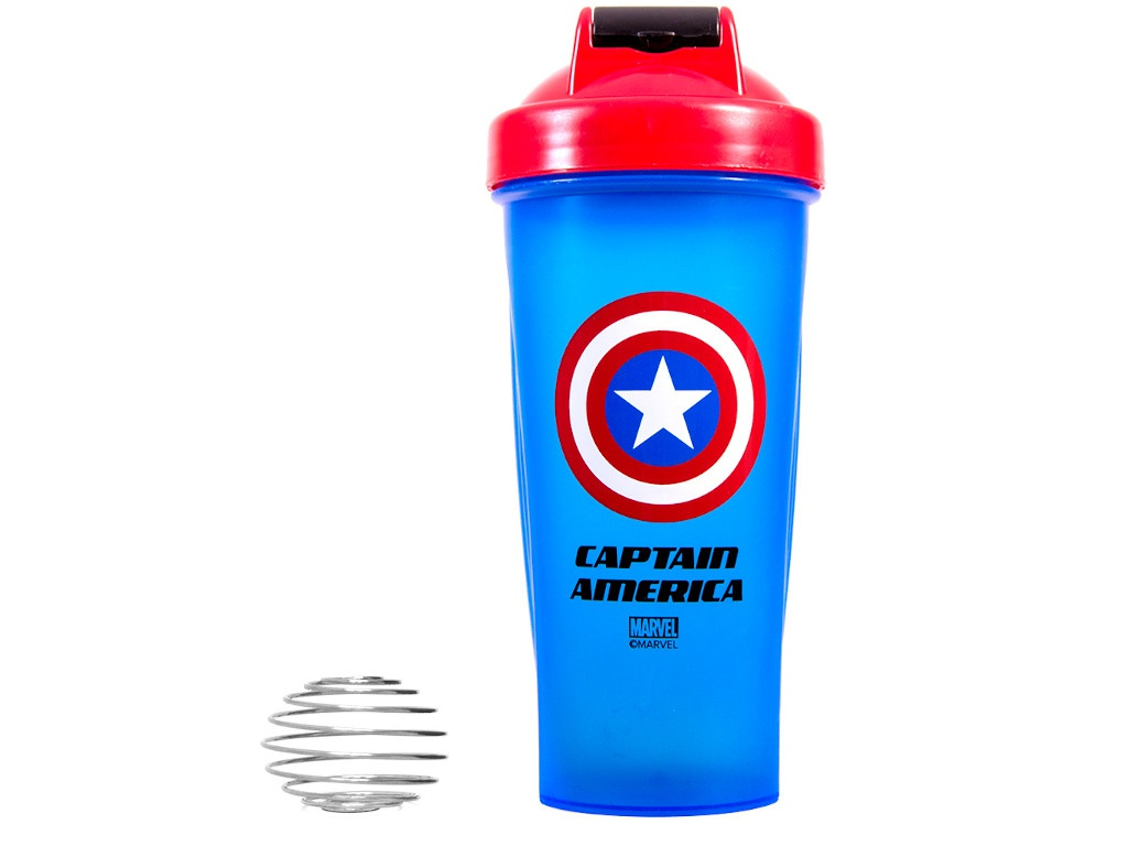 Шейкер Irontrue M901-600CA2 Captain America 600ml