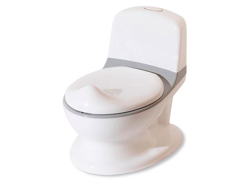 Горшок Funkids Baby Toilet Grey WY028-G