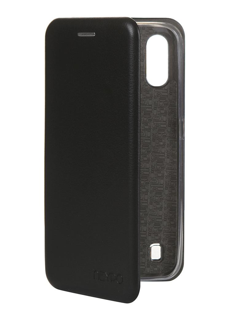Чехол Neypo для Samsung Galaxy A01 2020 Premium Black NSB16347